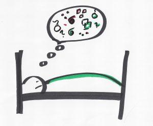 Sover dårligt