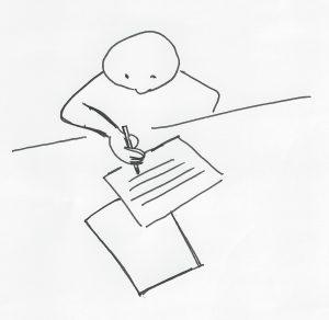 Skriv og reflekter
