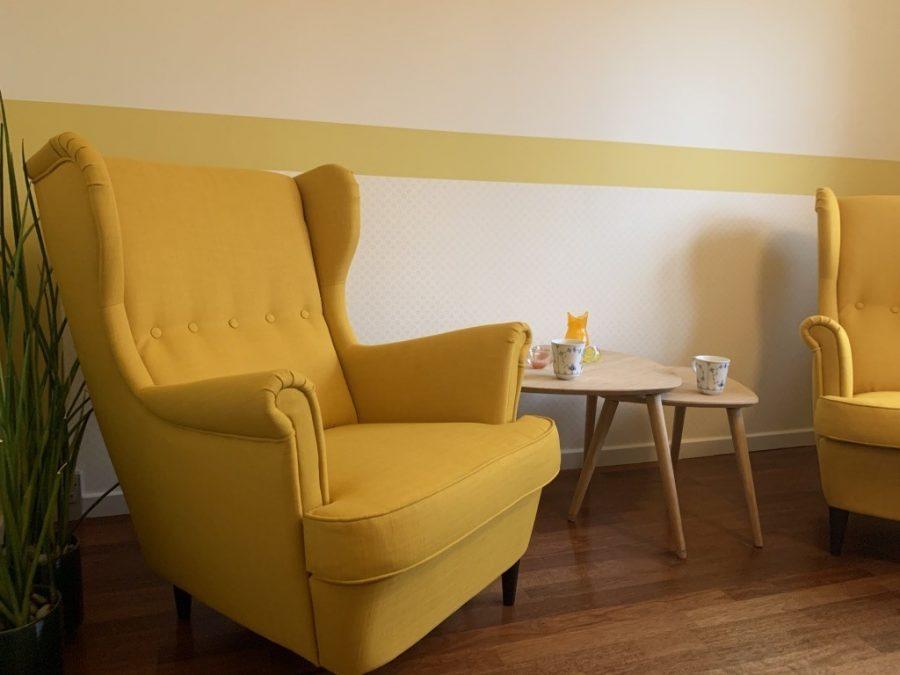 Samtalerummet hos din online terapeut